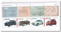 Noorwegen 2017, Postfris MNH, Cars - Cuba