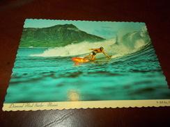 A29  Sport Acquatici Surf Hawaii Non Viaggiata - Cartoline