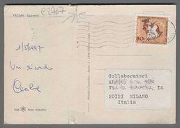 C2767 PORTUGAL Postal History 1997 NAVEGADORES SIOGO GOMES FATIMA (m) - 1910 - ... Repubblica