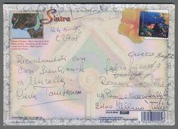 C2768 PORTUGAL Postal History 1998 OCEANOS EXPO 98 Fish (m) - Lettere