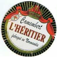 FR1094 - Camembert L'Héritier - - Fromage