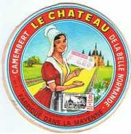 FR1215 - Camembert Le Château De La Belle Normande - - Fromage