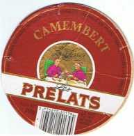 FR1223 - Camembert Les Prélats - - Fromage
