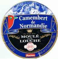 FR1284 - Camembert Auchan - - Fromage