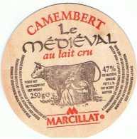 FR2099 - Camembert Le Médiéval - - Fromage