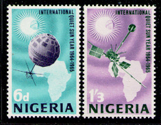 NIGERIA 1965 - Set - MNH** - Nigeria (1961-...)