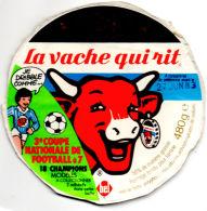 FR2263 - Fromage Fondu La Vache Qui Rit - 24 Portions - 4ème Coupe Nationale De Football à 7 - Fromage