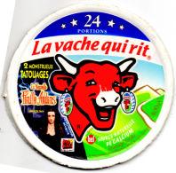 FR2265 - Fromage Fondu La Vache Qui Rit - 24 Portions - La Nouvelle Famille Addams - Fromage