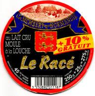 FR3006 - Camembert Le Racé - +10% Gratuit - Fromage