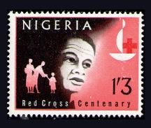 NIGERIA 1963 - From Set - MNH** - Nigeria (1961-...)