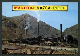 Nazca. Region Ica. *Minas De Marcona*  Nueva. - Perú