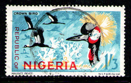 NIGERIA 1965/73 - From Set - Used (perforation 13,5 X 13,5 - 1971) - Nigeria (1961-...)