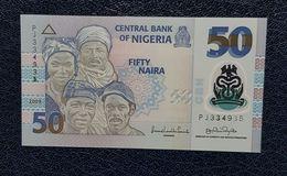 50 Naira 2009 Du Nigeria  Neuf - Nigeria