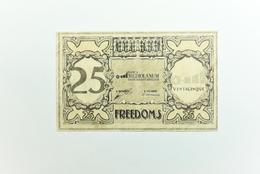 25 Freedoms - Banca Mediolanum - Billets
