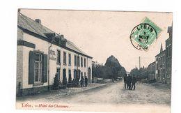 Libin Hotel Des Chasseurs Rare - Libin