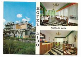 MARINA DI MASSA  - HOTEL LIDO   - NV  FG - Massa