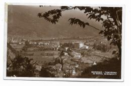 GARESSIO - PANORAMA E HOTEL MIRAMONTI VIAGGIATA FP - Cuneo