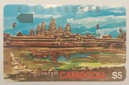 Temple - Cambodia