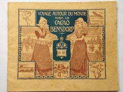 CACAO BENSDORP, Voyage Autour Du Monde : Album N° 11, MOSCOU - Old Paper