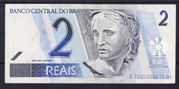BRASIL 2004 .  2 REAIS .ALEGORIA REPUBLICANA. TORTUGA MARINA    MBC+   B1139 - Brasil
