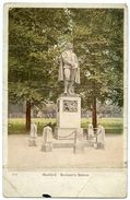 BEDFORD : BUNYAN'S STATUE / POSTMARK - BEDFORD - Bedford