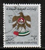 UNITED ARAB EMIRATES  Scott # 156 VF USED - Verenigde Arabische Emiraten