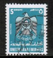 UNITED ARAB EMIRATES  Scott # 103 VF USED - Verenigde Arabische Emiraten