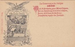 Zur Erinnerung A.d.Jubeljahr 1898 - Mutterhaus Des Cisterrienser Ordens, Verlag Hausler In Heiligenkreuz, Karte Von 1898 - Glaube, Religion, Kirche