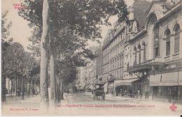 Théâtre Trianon Boulevard Rochechouart - FFleury CCC&C - Arrondissement: 18