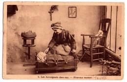 0157 - Les Auvergnats Chez Eux - Heureuse Maman - éd. Et Cl. Duval-Battu - N°6 - People