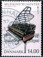 Dänemark 2014, Michel# 1771 O     Europa (C.E.P.T.) 2014 - Musical Instruments - Dänemark
