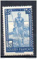 TGC/ Soudan  N°  81 Neuf  XX  MNH , Cote :  1,50 € , Album 12 - Unused Stamps