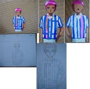 Seri Ga : Original Painted Drawing - Other Collections