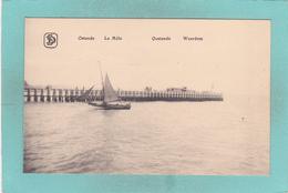 Small Old Postcard Of Ostende,Ostend, Flemish Region, Belgium  ,K52. - Oostende