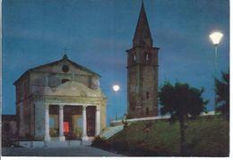 Caorle - Nachtansicht  Die Hl. Jungfrau Des Engels  **AK05-071** - Venezia