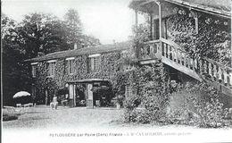 C P 32 -  Peyloubère Par Pavie à Mr Cavagliere Artiste Peintre. - France