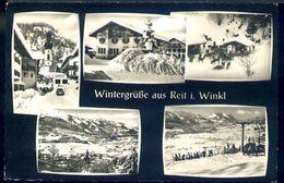 RA480 WINTERGRUSSE AUS  REIT IM WINKL - Reit Im Winkl