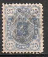 Finlande  29,31,16  Obl - Gebraucht