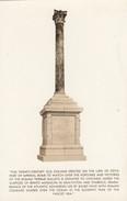 11391-TWENTY-CENTURY OLD COLUMN DONATED TO CHICAGO-BENITO MUSSOLINI-ATLANTIC SQUADRON LED BY BALBO-FP - Chicago