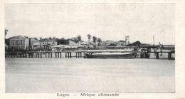 NIGERIA - LAGOS AFRIQUE ALLEMANDE - Nigeria