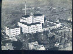 RA485 LUFTAUFNAHME DER ASTA WERKE A.G. CHEMISCHE FABRIK , BRACKWEDE - Germania