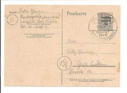 Mi P31 Triebes Mahnt 1848-1948- B.w. ZELTLAGERPOST - Zone Soviétique
