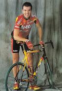 CYCLISME   HENDRIK VAN DIJCK  (LOTTO ADECCO) - Cyclisme