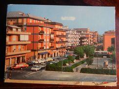 14388) ROMA PROVINCIA TORVAIANICA PIAZZA ITALIA VIAGGIATA - Roma