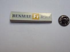 Auto F1 , Renault F1 Team , Argent , Non Signé - F1
