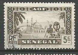 SENEGAL N° 135 OBL TB - Usati