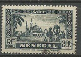 SENEGAL N° 137 OBL TB - Usati