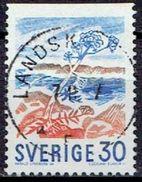 SWEDEN # FROM 1967 STAMPWORLD 594Co - Sweden