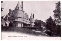 0183 - Vichy - Environs De Vichy , Chateau De Randan - Strerck S. , Paris - Vichy