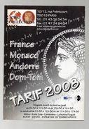 DT31 UN CATALOGUE VENTE MATERIEL PHILATELIE 2008 ACHAT COLLECTION - Catalogues De Maisons De Vente
